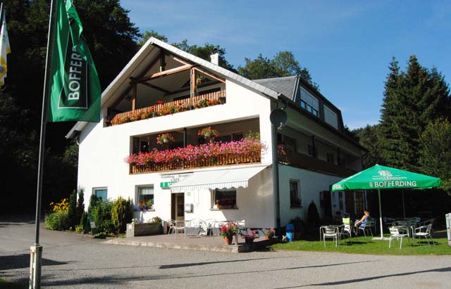 Receptie camping Woltzdal